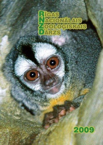 PDF 2.16 MB - Rīgas Zooloģiskais Dārzs