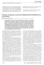 Verkauf und Bewertung erbbaurechts belasteter ... - Fenus-Institut