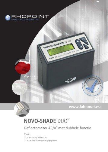 Novo-Shade Duo - Labomat