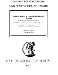 Pose Estimation in Conformal Geometric Algebra