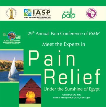 Pain Congress in Egypt.pdf - International Association for Hospice ...