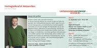 UnA Event Flyer - A3 Wirtschaftskalender