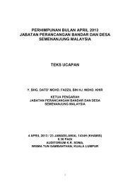 perhimpunan jabatan bulan april 2013 - JPBD