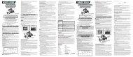 conserve estas instrucciones normas de seguridad - Black & Decker ...