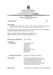 8. aprīļa ārkārtas domes sēdes protokols - Ropaži.lv