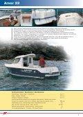 Arvor 20 Fisherman - mercurymarine.dk - Page 4