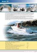 Arvor 20 Fisherman - mercurymarine.dk - Page 5