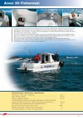 Arvor 20 Fisherman - mercurymarine.dk - Page 6