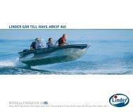 linder går till havs. arkip 460 modellprogram 2005 - mercurymarine.dk