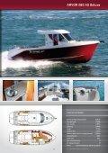 ARVOR 280 AS Deluxe - mercurymarine.dk - Page 5