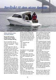 Småbåd til den store familie - Tempo Både Aps