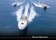 Mercury MerCruiser - mercurymarine.dk