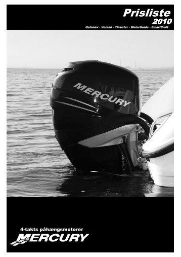 9806-ME brutto DK - mercurymarine.dk