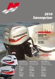 2010 Sæsonpriser - mercurymarine.dk