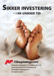 SIKKER INVESTERING - Tilbagekøbsgaranti - mercurymarine.dk
