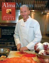 Alumni in Business - Office of Graduate Studies - Tufts University