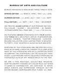 BUREAU ADVERTISING DETAILS INTRO.pdf - BUREAU of ARTS ... - Page 3