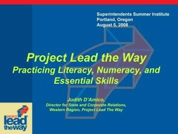 Project Lead the Way (PLTW) - OPAS
