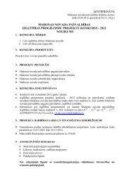 2012 nolikums - Madonas novada pašvaldība