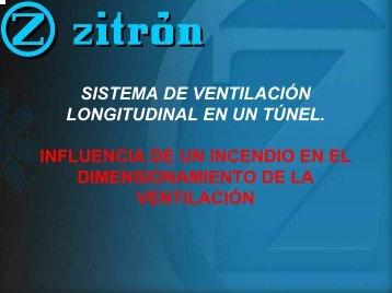 SISTEMA DE VENTILACIÓN LONGITUDINAL EN UN ... - ITS Chile