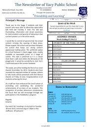 18 Term 2 Week 7 ~ 11.06.13 Week 25 [pdf, 1 MB] - Vacy Public ...
