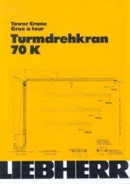 Liebherr 70K