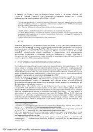 Istota społecznej odpowiedzialności biznesy - Andrzej Janowski