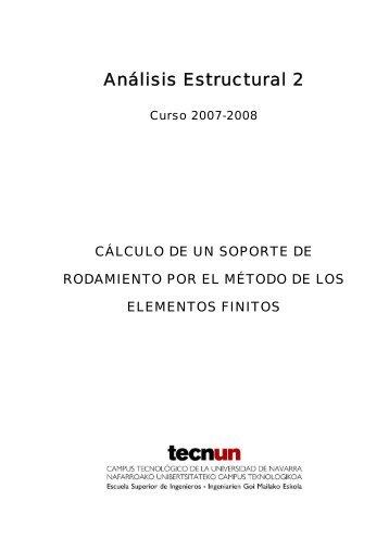 Análisis Estructural 2 - CEIT