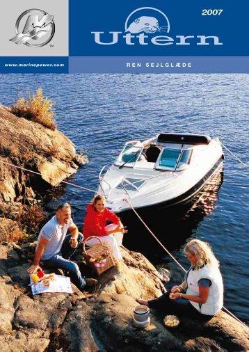 REN SEJLGLÆDE - mercurymarine.dk