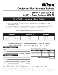 Coolscan Rebate REVISED