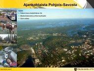 v. 2008 - Pohjois-Savon liitto