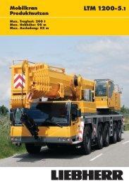 Produktnutzen LTM 1200-5.1 - Liebherr