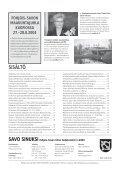 Savo Sinuksi 1/2004 - Pohjois-Savon liitto - Page 2