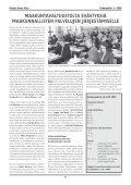 Savo Sinuksi 1/2004 - Pohjois-Savon liitto - Page 6
