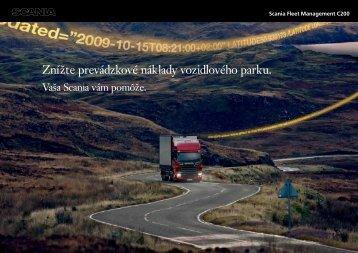 Scania fleet managemet_C200