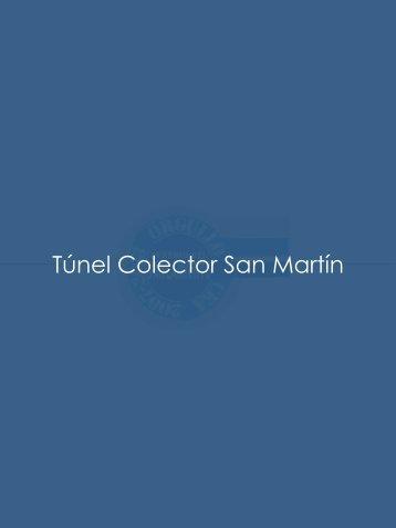 Túnel Colector San Martín