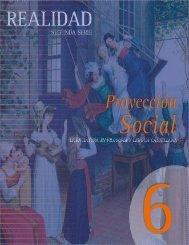 Proyección Social - Facultad de Filosofía - Universidad Santo Tomás