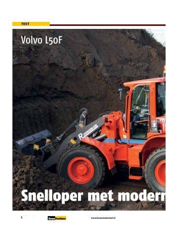 Download het test rapport van 2011-03 (PDF) - BouwMachines.nl