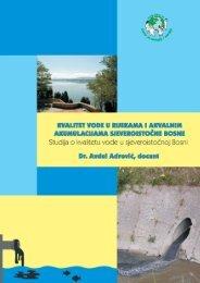 Kvalitet vode u rijekama i akumulacijama ... - Ekologija.ba