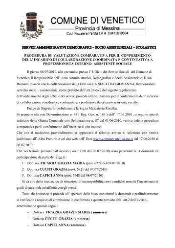 4971 graziano ignazio 7 4 for Servizi socio assistenziali