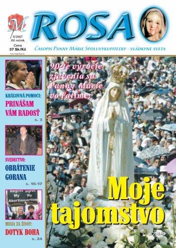 M Rosa - Magnificat
