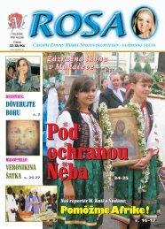 M-ROSA 10/06 - Magnificat