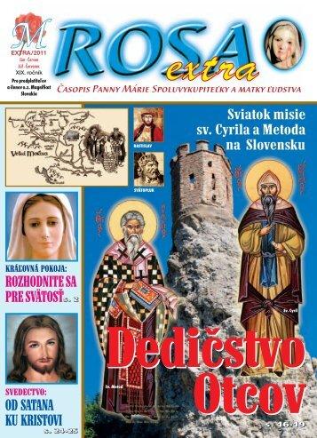 M-ROSA 06 + 07/2011 - Magnificat