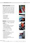 Product Information - Page 2