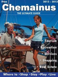 The Ultimate Guide 2012-13 - Chemainus Valley Courier