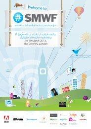 adobe marketing - Social Media World Forum