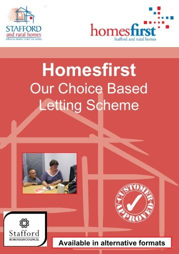 Homesfirst - Stafford and Rural Homes