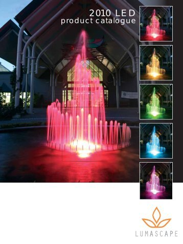 LSPROM106 - LED Catalogue 2010.pdf - Lumascape