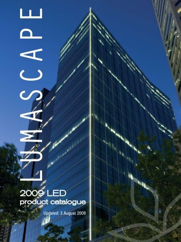 LS LED Product Catalogue 2009.pdf - Lumascape