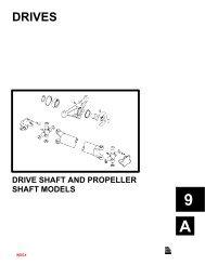 Drive Shaft - BoatFix.com
